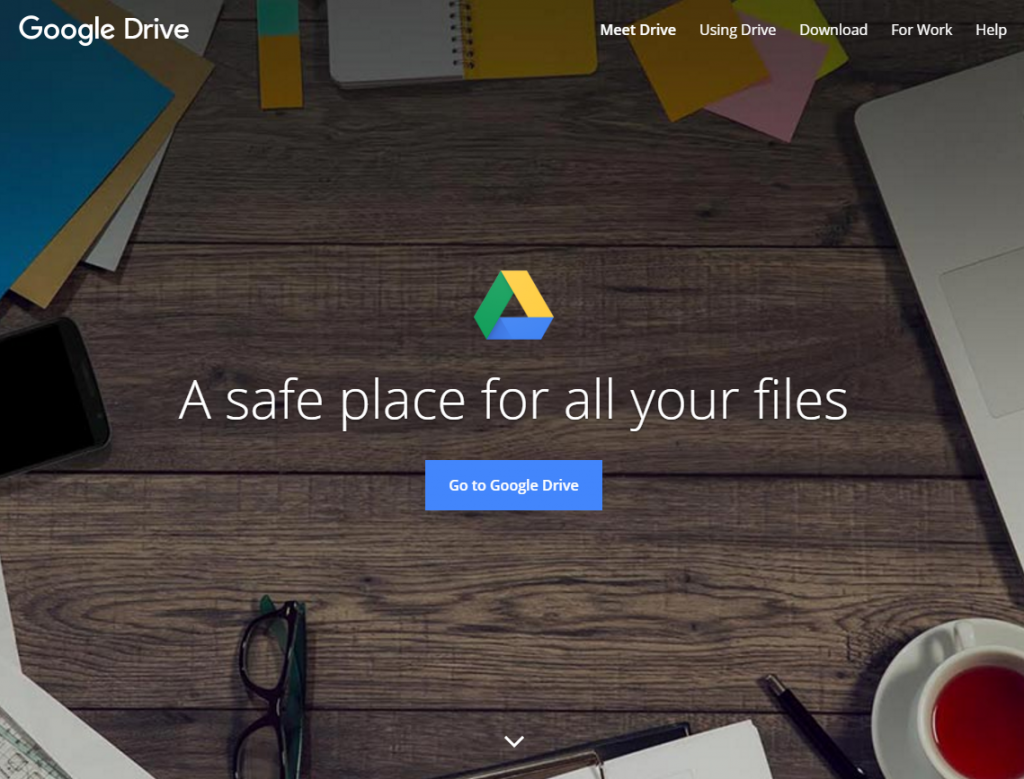 vps-optimisation-google-drive